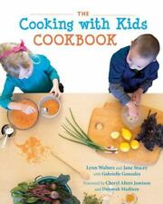 The Cooking with Kids Cookbook (Spiral Bound, Comb or Coil)