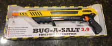 BUG-A-SALT 3.0 Yellow Gun Fly Killer Nontoxic Bug Mosquito Small Pest Insect