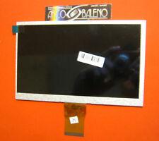 "DISPLAY LCD MONITOR PER MEDIACOM PHONEPAD DA 7"" G700 G700U M-PPG700 SCHERMO"