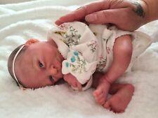 NEW!!! Preemie Reborn Baby Doll: Charli by Marita Winters