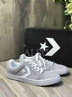 Sneakers Men's Converse EL Distrito ASH Grey Canvas low top
