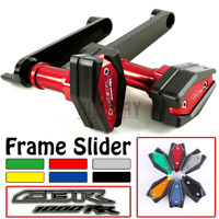 CNC Aluminum Frame Crash Pads Slider Protector Cover for Honda CBR1000RR 08-12