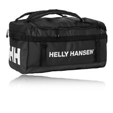 Helly Hansen Unisex Classic Duffel Bag 90L Black Sports Gym Outdoors Waterproof