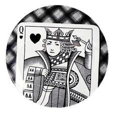 Rare Fornasetti LINA on A Card Deck with KING Face PLATE Piero Fornasetti NIB