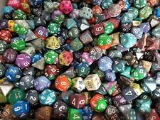 Chessex Half (1/2) Pound of Loose Dice Pound O Dice Lot D&D d4 d6 d8 d12 d20