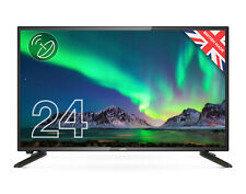 "CELLO 24"" inch LED TV FREEVIEW HD HDMI, USB & VGA - BRAND NEW MODEL - MAINS ONLY"