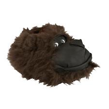 Para Hombre Monstruo Gorila Pies gigante peludo novedad zapatillas tamaño 7 8 9 10 11 12