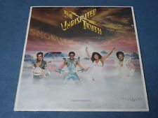 The Undisputed Truth - Smokin / Warner Bros Records Printed France 1979 Funk LP