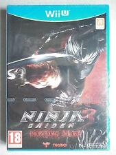 Ninja Gaiden 3 Razor's Edge Jeu Vidéo Wii U