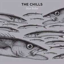 Chills Silver Bullets CD 11 Track in Gatefold Card Sleeve (firecd382) Released 3