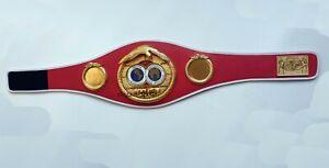 IBF World Boxing Champion Replica Belt Adult Size