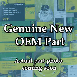 John Deere Original Equipment Label #JD110