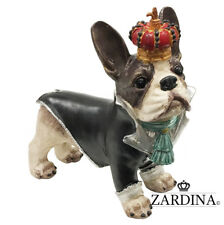 The Royal Puppy Sculpture Home Office Decor Ornament Gift (Limited Edition)