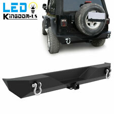 Front Bumper Extension; 87-95 Jeep Wrangler YJ