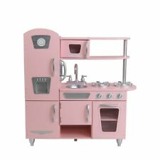 NEW KidKraft Pink Vintage Play Kitchen