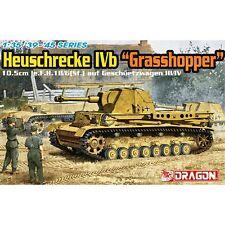 Dragon DRA6439 Heuschrecke IVb Grasshopper 10.5cm le.F.H. 1/35 scale model kit