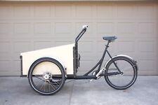Christiania Cargo Bike - Denmark Bicycle - Family - Kids - City Use