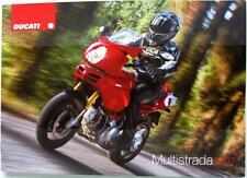 DUCATI Multistrada 1100cc - Motorcycle Sales Brochure - 2007 - #917.1.178.1A