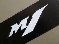 M1 GRAPHICS STICKERS DECALS