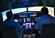 Flight Simulator-Boeing 737NG - FAA Approved, Advanced Aviation Training Device