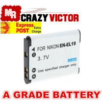 EN-EL19 Battery For Nikon Coolpix S32 S33 S100 S2500 S2600 S2700 S2750 S2800