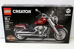 LEGO 10269 Creator Harley-Davidson Fat Boy (1023 Pieces) Authentic sealed NEW