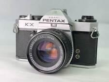 【 Para Piezas 】Pentax KX SLR Cámara con Película / Smc Pentax 55mm f1.8 De Japón