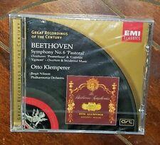"Beethoven: Symphony No. 6 ""Pastoral"" (CD, Apr-2003, EMI Music Distribution)"