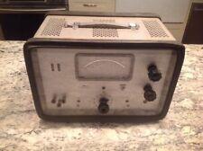 Vintage Philips GM 6020 E Mikrovoltmeter Tester Volt Meter. Holland. Tube Style