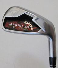 Callaway Diablo, I#6 iron club, Uniflex,Nippon 1100 Steel shaft, IOMIC grip
