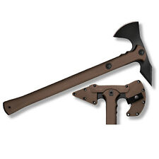 "Cold Steel Trench Hawk Axe 19"" Overall - Flat Dark Earth"