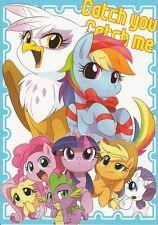 My Little Pony Doujinshi Dojinshi Comic All Character Catch You Catch Me