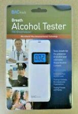 Backtrack Breath Alcohol Tester T60 Breathalyzer - 0.00-0.40% BAC Testing Range
