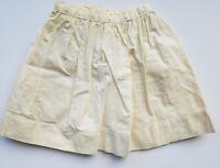 Antique Doll Petticoat Slip Dolls Teddy Bear Dress Primitive Skirt A14