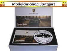 30 Jahre Porsche 964 Grill Badge Plakette AVD Grand Prix 2018 Museum Edition neu