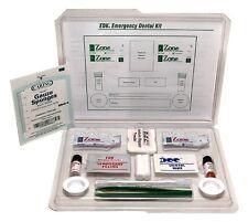 Advance Total Dental Emergency First Aid Kit Teeth-Dentures-Bridgework-Fillings