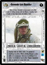 Commander Luke Skywalker FOIL [NM/Mint] REFLECTIONS I star wars ccg swccg zz