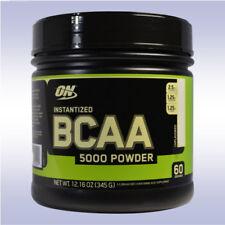 OPTIMUM NUTRITION BCAA 5000 POWDER (40-60 SVGS) amino acids gold standard energy