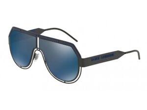 Dolce & Gabbana Lunettes de soleil DG2231  110696 Homme gris noir