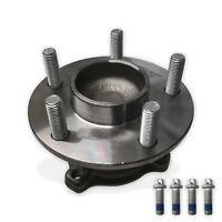 For Ford Focus 2.5 ST MK2 2004>2012 1x Rear Hub Wheel Bearing Kit ABS Sensor
