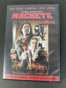 Machete (DVD, Canadian, 2011)