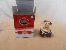 Disney Collectible Mickey Mouse Snow Globe 2014 from jcpenney