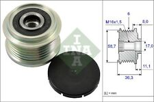 FORD TRANSIT MK7 ALTERNATOR CLUCH PULLEY CITROEN RELAY PEUGEOT BOXER DUCATO