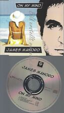 CD--JAMES MANORO--ON MY WIND--4TR