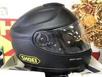 Shoei  GT-Air Redux TC-3 Matte Yellow/Black Full Face Motorcycle Helmet - NEW