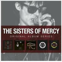 THE SISTERS OF MERCY - ORIGINAL ALBUM SERIES NEW CD