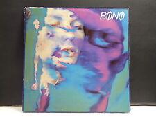 BONO ( avec STEVE HILLAGE ) Bono : obéis ... CBS 25275 Promo stamped behind