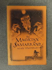 The Magician Of Samarkand by Alan Temperley *Uncorrected Proof* P/B