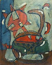 Bohumil Samuel KECIR (1904-1987) Stillleben Nr. E28