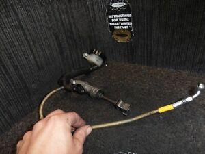 Honda CBR600 F4i 2005 Rear Brake master cylinder & line   10/21